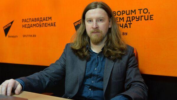 Политолог Алексей Дзермант - Sputnik Грузия