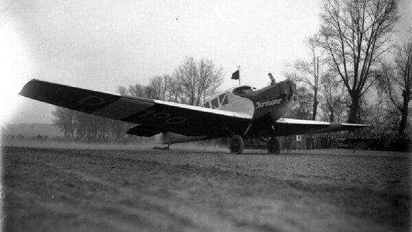Junkers F 13 - Sputnik საქართველო