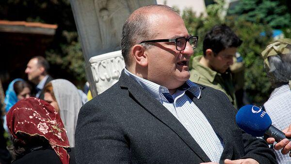 Министр образования Александр Джеджелава - Sputnik Грузия