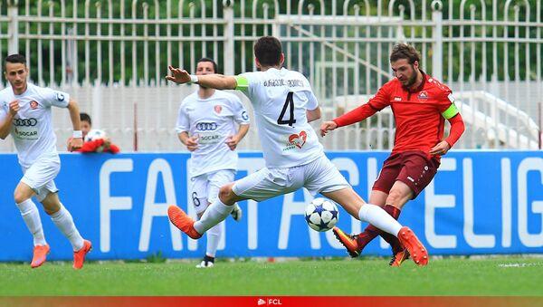 Футбольный матч Локомотив (Тбилиси) – Сабуртало (Тбилиси) 1:2 - Sputnik Грузия