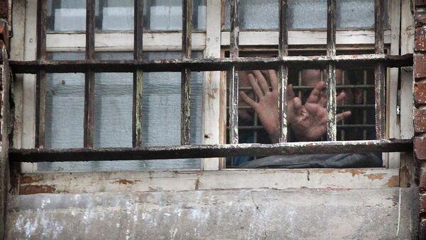 პატიმარი საკანში - Sputnik საქართველო