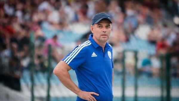 Футбольный тренер Леван Хомерики - Sputnik Грузия
