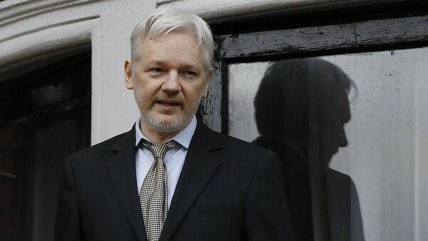Основатель Викиликс Джулиан Ассанж - Sputnik Грузия