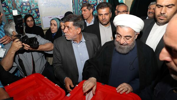 ირანის პრეზიდენტი ჰასან რპუჰანი - Sputnik საქართველო