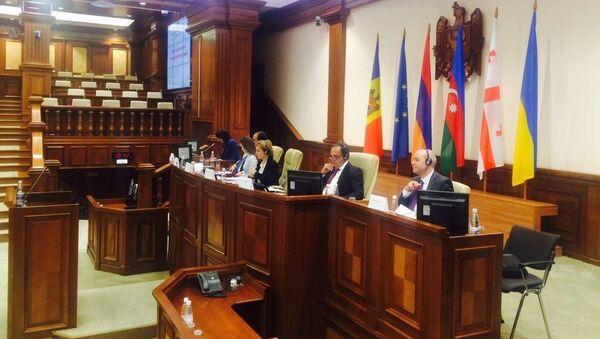 Заседание комитетов ПА Евронест - Sputnik Грузия