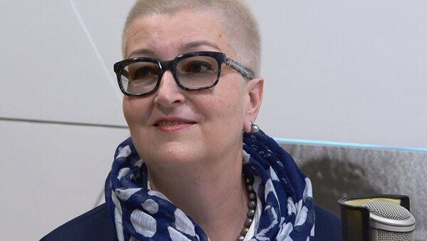 Известная российская писательница Татьяна Устинова - Sputnik Грузия