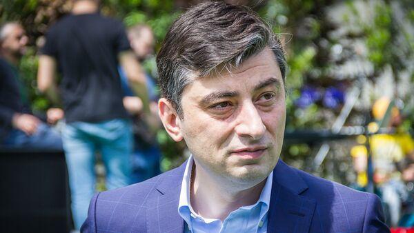 Глава МВД Грузии Георгий Гахария - Sputnik Грузия