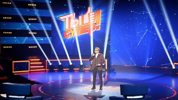 LIVE: Второй тур вокального конкурса Ты супер! на телеканале НТВ - Sputnik Грузия