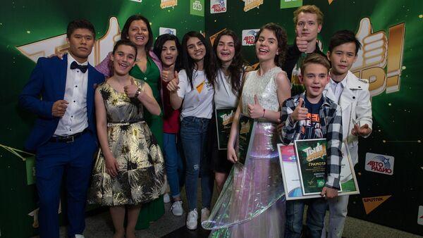 Sputnik наградил участников шоу Ты супер! из стран СНГ и Балтии - Sputnik Грузия
