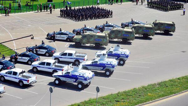 პოლიციის დღე - Sputnik საქართველო