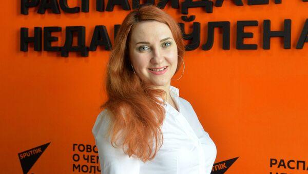 Психолог Оксана Мясникова - Sputnik Грузия