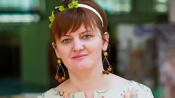 Арина Кеян - Sputnik Грузия
