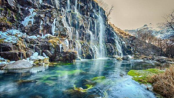 Национальный парк Алгети - Sputnik საქართველო