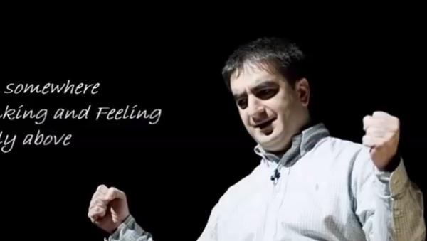 Андро Дгебуадзе спел произведение Баха - Sputnik Грузия