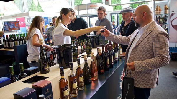 WinExpo Georgia: праздник для любителей грузинского вина - Sputnik Грузия