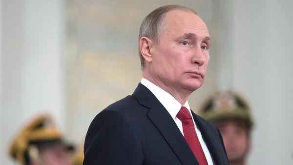 ვლადიმერ პუტინი - Sputnik საქართველო