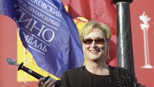 Актриса Мерил Стрип на ММКФ - Sputnik Грузия