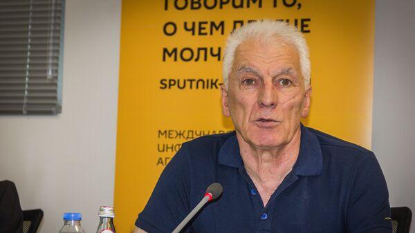 Тамаз Мечиаури - Sputnik Грузия