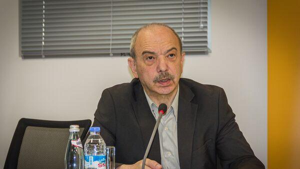 Петре Мамрадзе - Sputnik Грузия