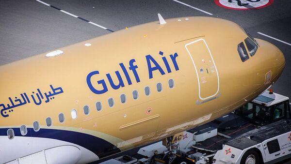 ავიაკომპანია Gulf Air-ის თვითმფრინავი - Sputnik საქართველო