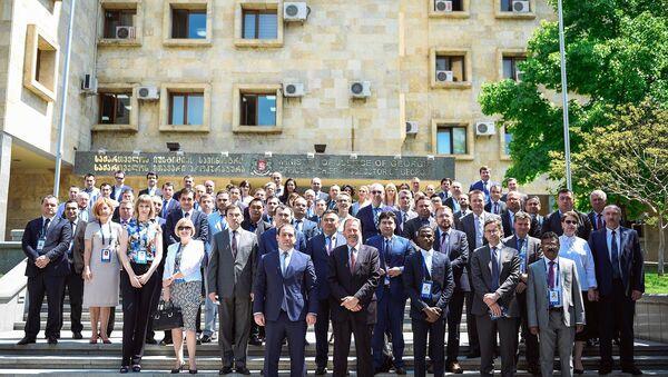 Региональная конференция Международной ассоциации прокуроров - Sputnik Грузия