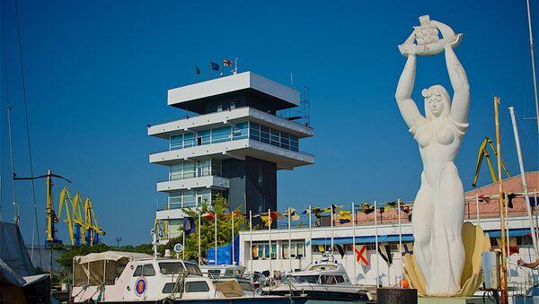 Потийский порт - Sputnik Грузия