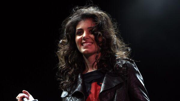 Певица Кети Мелуа - Sputnik Грузия