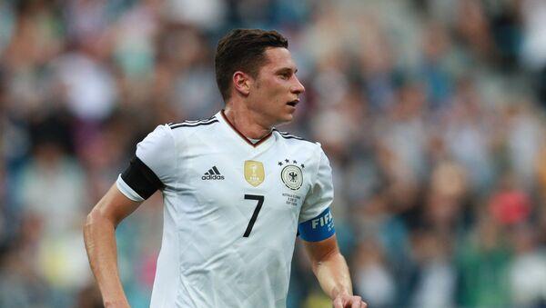 Капитан сборной Германии по футболу Юлиан Дракслер - Sputnik Грузия
