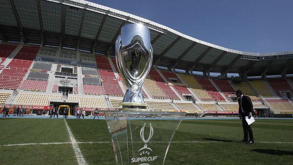Суперкубок УЕФА - Sputnik Грузия
