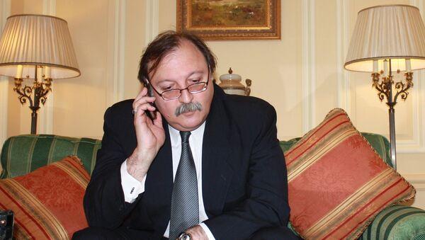 Экс-министр иностранных дел Грузии Григол Вашадзе - Sputnik Грузия