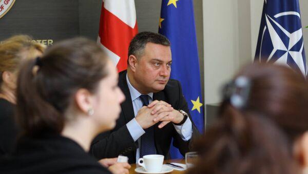 სახელმწიფო მინისტრი ვიქტორ დოლიძე - Sputnik საქართველო