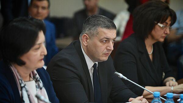 ქართველი დეპუტატების შეხვედრები რუსეთის სახელმწიფო სათათბიროში - Sputnik საქართველო