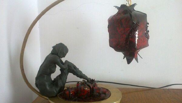 ლილე ფილფანის ნამუშევარი - Sputnik საქართველო