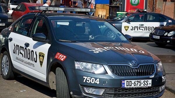 საპატრულო პოლიციის ავტომობილები - Sputnik საქართველო