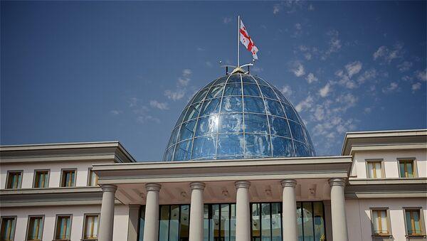 საქართველოს პრეზიდენტის სასახლე - Sputnik საქართველო