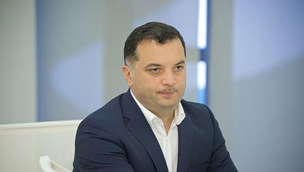 Министр энергетики Грузии Илья Элошвили - Sputnik Грузия