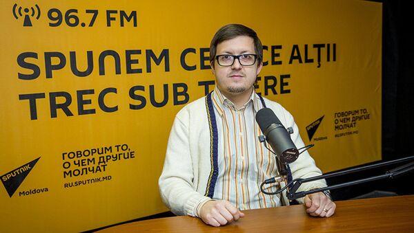 Настоятель Покровского храма молдавского села Гидигич Максим Мелинте - Sputnik Грузия