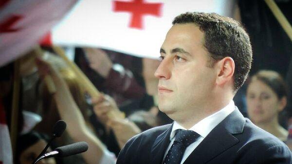 Георгий Вашадзе - Sputnik Грузия
