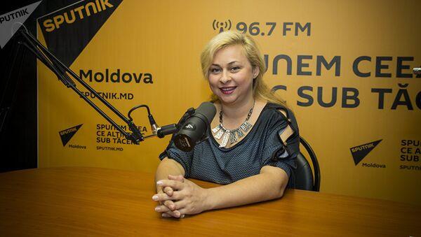 Людмила Семина-Гицу - Sputnik Грузия