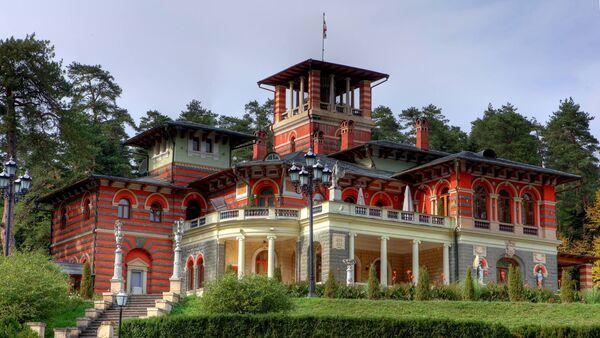 Дворец Романовых в Ликани - Sputnik Грузия