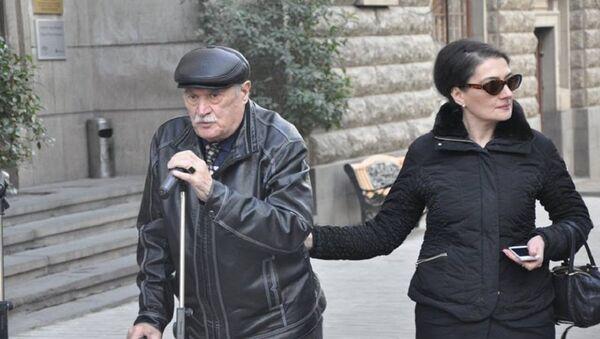Поэт Джансуг Чарквиани - Sputnik Грузия