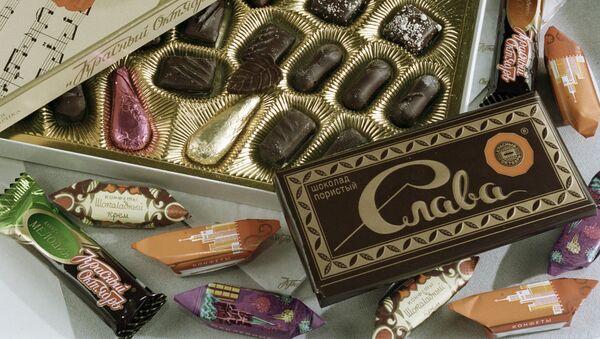 Шоколадные конфеты - Sputnik Грузия