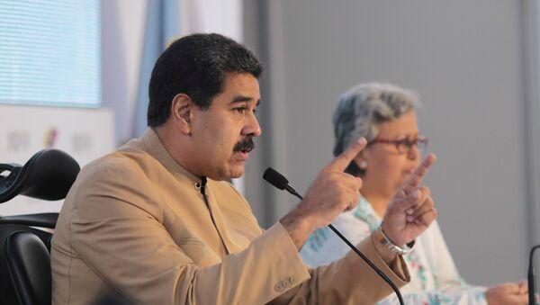 Президент Венесуэлы Николас Мадуро - Sputnik Грузия