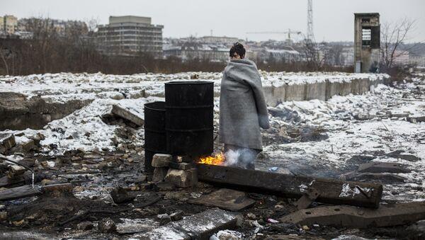 Алехандро Мартинес Велес, Испания. Беженцы в Белграде - Sputnik Грузия