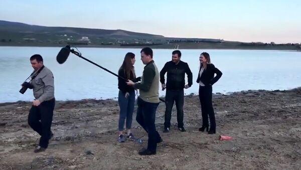Съемки в Грузии первого выпуска реалити-шоу Любовь без границ - Sputnik Грузия