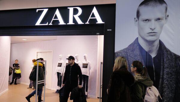 მაღაზია Zara - Sputnik საქართველო