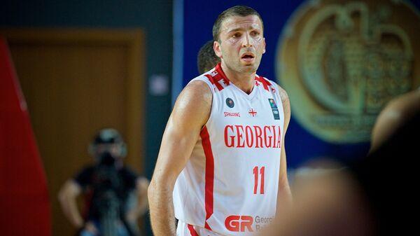 Баскетболист сборной Грузии Манучар Маркоишвили - Sputnik Грузия