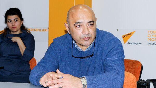 Политолог Тофик Аббасов - Sputnik Грузия