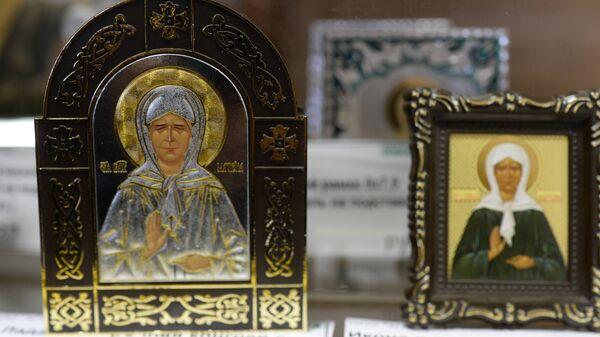 Иконы Святой Матроны Московской - Sputnik Грузия