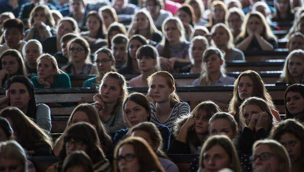 სტუდენტები - Sputnik საქართველო